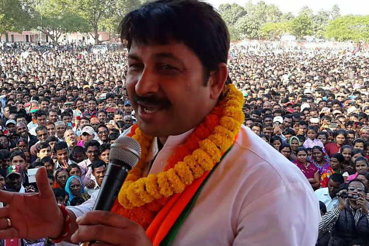 No sitting BJP councillor to get ticket: Manoj Tiwari