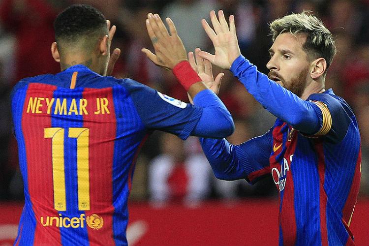 Brazil, Argentina, Messi, Neymar
