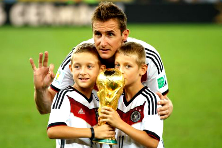 Miroslav Klose, football, Germany