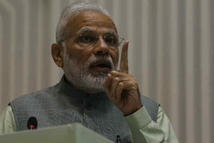 Narendra Modi government said the move was aimed at checking black money, (Photo: Express)