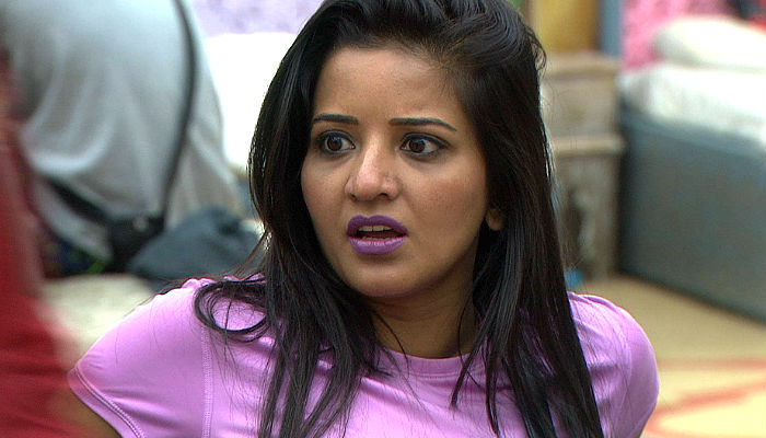 Monalisa in Bigg Boss 10 Colors TV photo for InUth.com