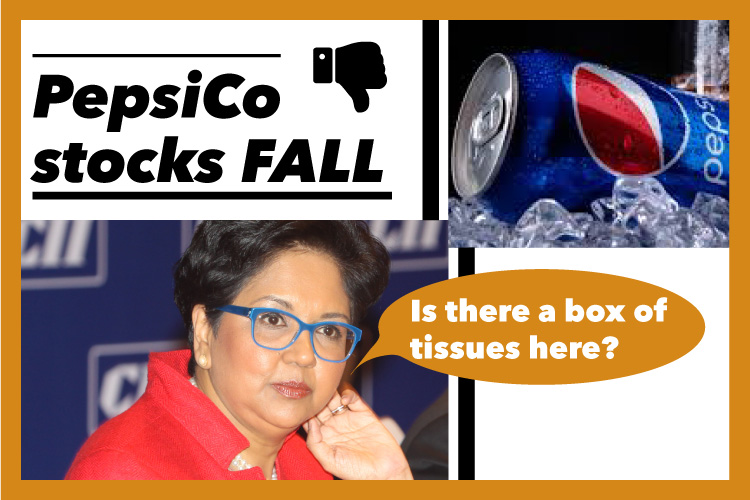 What Indra Nooyi said that led to Pepsico stocks falling