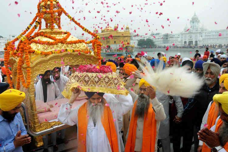 Gurupurab   List of Festivals in India