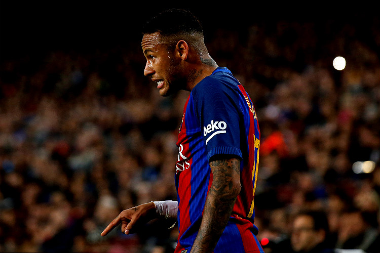 Neymar, Champions League, assists, record, football