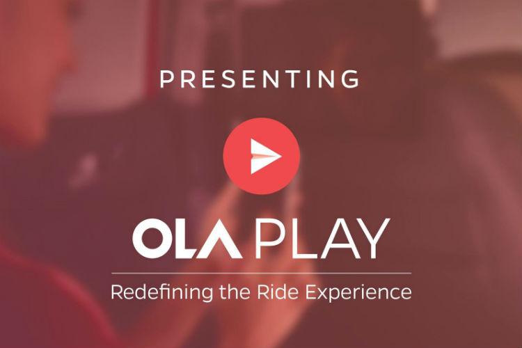Ola launches 'Ola Play' for a fun-filled ride