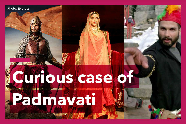 All you need to know about Sanjay Leela Bhansali's 'Padmavati' and what makes it special!