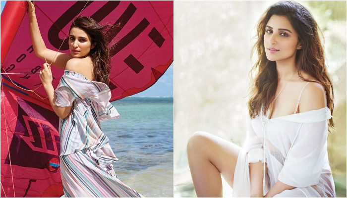 Parineeti Chopra Instagram photoshoot for InUth.com