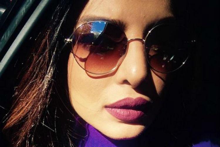 Priyanka Chopra lip shades