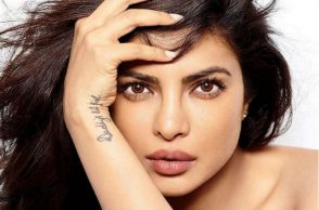 Priyanka Chopra lip shades