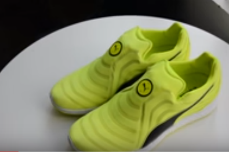 After Nike, Puma tries its hands on self-lacingshoes