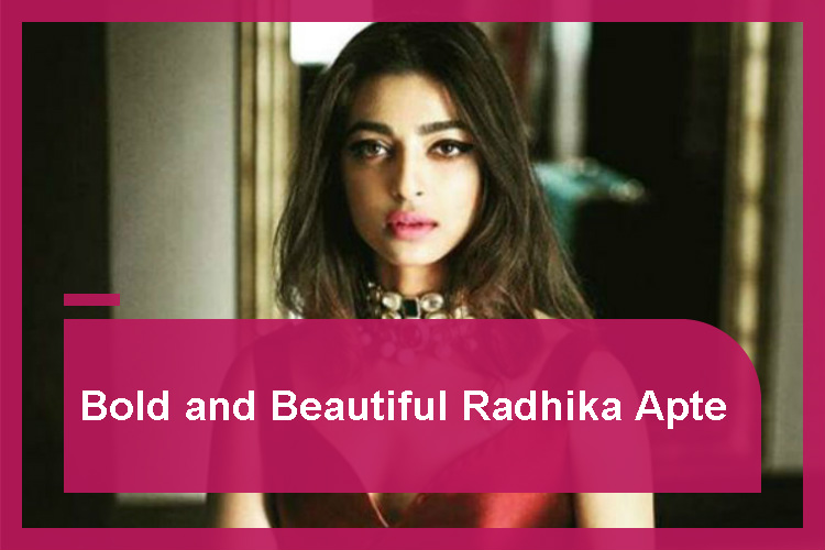 Radhika Apte's latest photoshoot will help you plan for your wedding