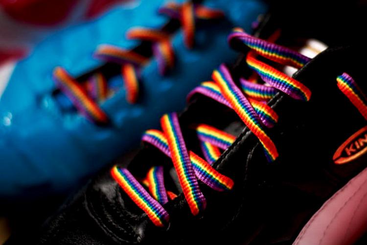 Premier League, rainbow, football, LGBT, Stonewall, rainbow laces campaign