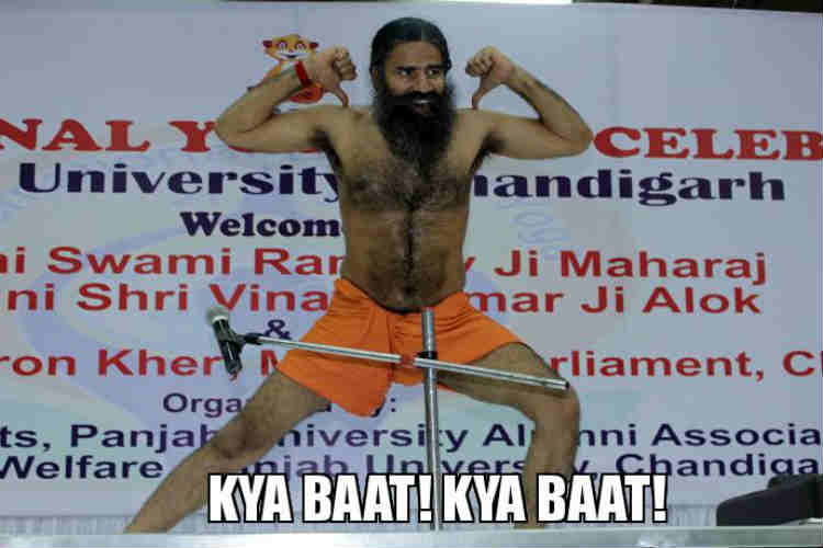 Baba Ramdev stands vindicated after PM Narendra Modi's announcement on Rs 500, 1000notes