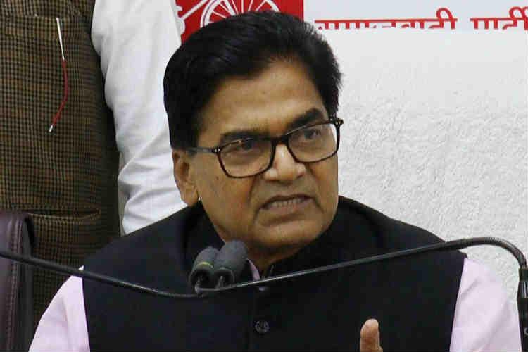 Ramgopal Yadav back Samajwadi Party, credits Mulayam for hiscomeback
