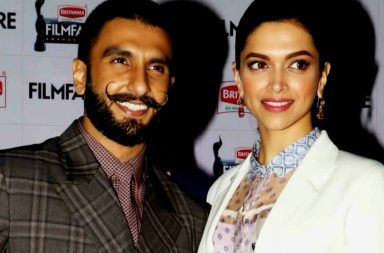 Ranveer Singh and Deepika Padukone IANS photo for InUth.com