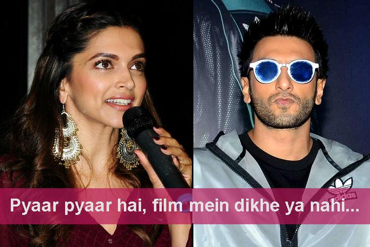 Padmavati: No romance for Ranveer-Deepika in this Sanjay Leela Bhansali magnumopus
