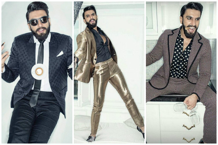 The latest photoshoot of Ranveer Singh is here to sway the ladies away!