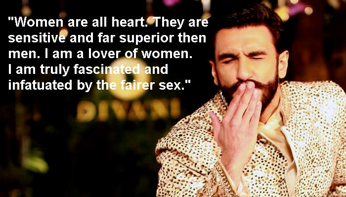 Ranveer Singh's IANS photo for InUth.com