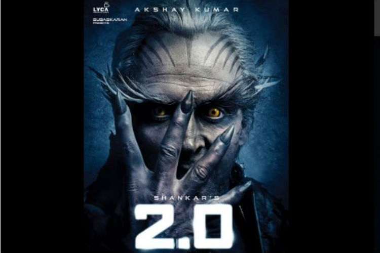 Akshay Kumar, Robot 2.0 first look