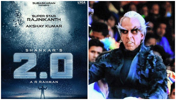 Rajnikanth the chitti vs Akshay the crow, here's why we are all excited for Robot 2.0