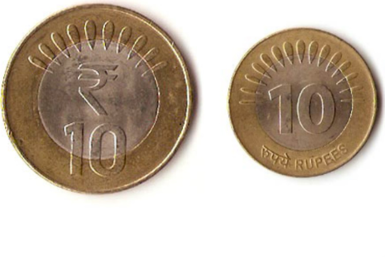 Confused over which version of Rs 10 coins is real? RBI helps you figure out