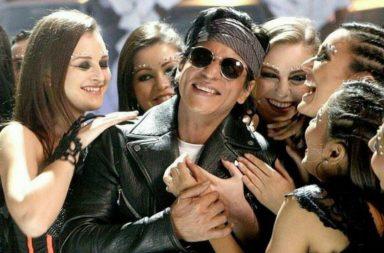 Shah Rukh Khan (Courtesy: Instagram | SRK_FC)