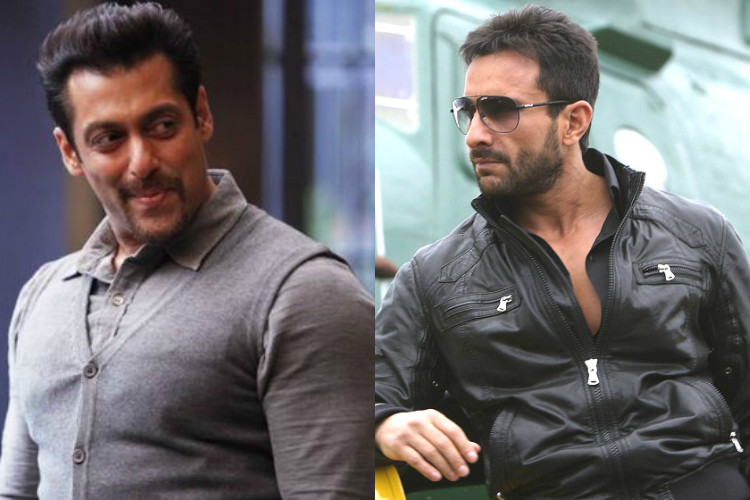 Do we get to see Salman Khan and Saif Ali Khan in Race 3?