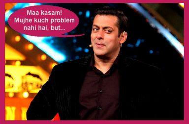 Salman Khan in Bigg Boss 10 Colors TV edited photo for InUth.com