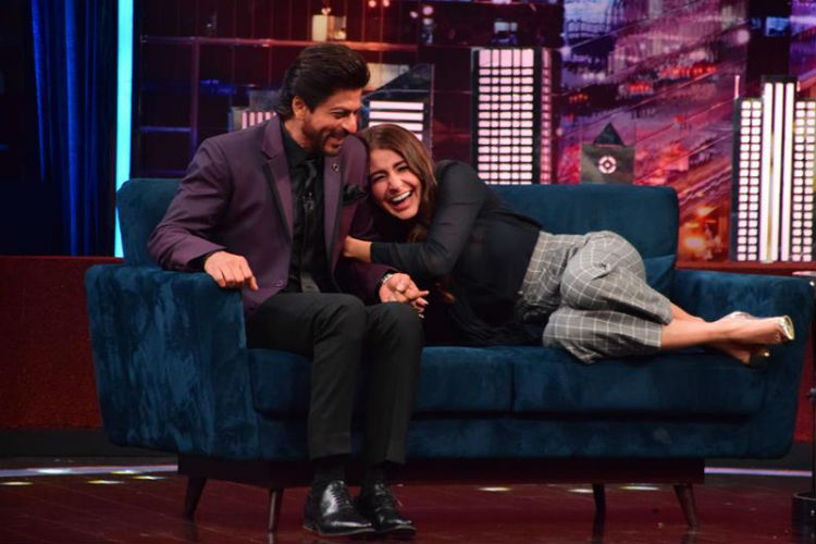 "Dear Yaaron Ki Baraat, Anushka Sharma is not Shah Rukh Khan's ""yaar"""