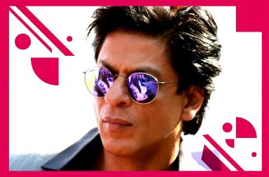Shah Rukh Khan IANS photo for InUth.com