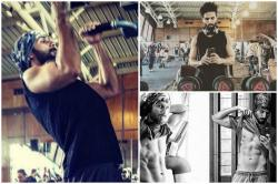 Shahid Kapoor trains like a beast for his film Padmavati and these workout videos are a proof of it!