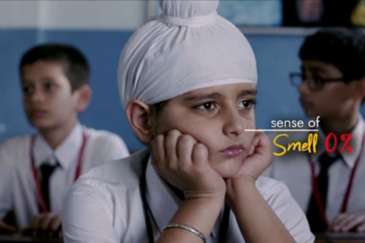 Sniff teaser: Take a whiff of suspense with Amole Gupte's latest venture