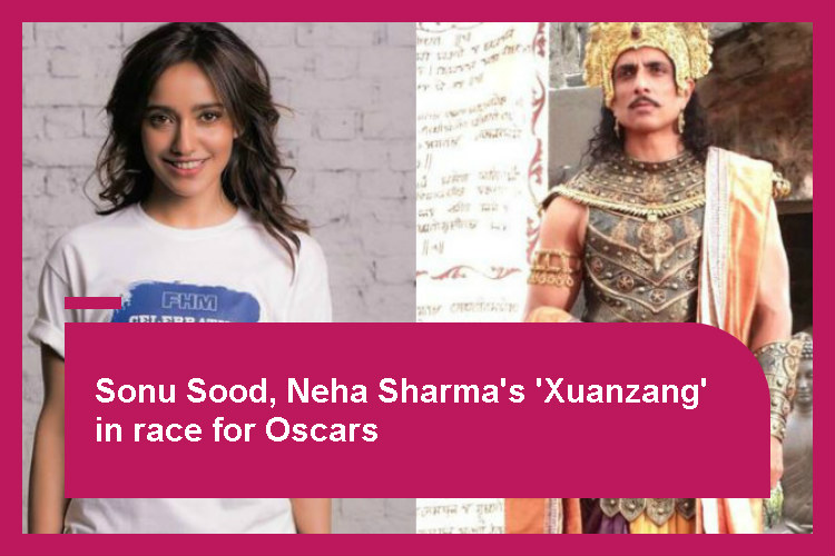 Sonu Sood and Neha Sharma's Xuanzang becomes China's official entry to Oscars