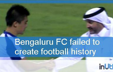 Bengaluru FC, football, AFC Cup