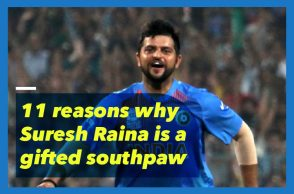Suresh Raina, Indian cricket team