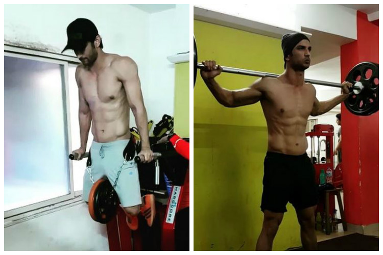 Want to get a chiseled body like Sushant Singh Rajput ...