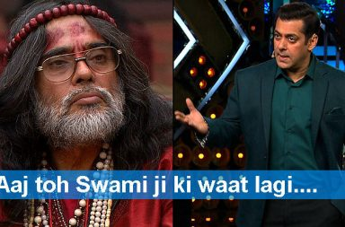 Swami Om Salman Khan in Bigg Boss 10 Colors TV photos for InUth.com