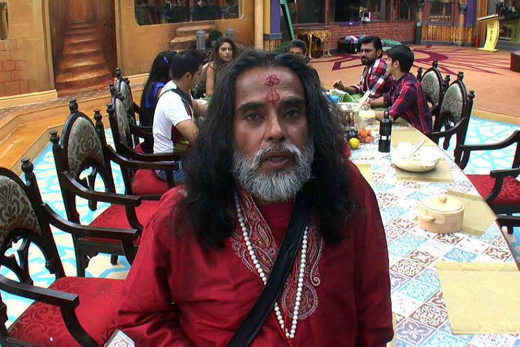 Swami Om in Bigg Boss 10 Colors TV photo for InUth.com