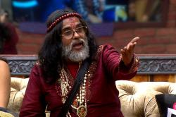 Watch: How Swami Om beat the records of his past indecencies on nationalTV!
