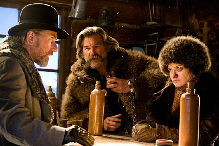 The Hateful Eight Quentin Tarantino | Image For InUth.com