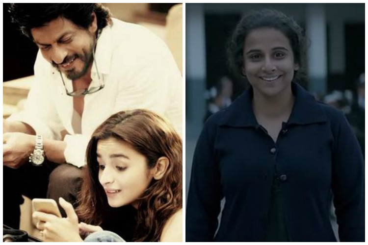 SRK's Dear Zindagi to Vidya's Kahaani 2: Check out 10 Bollywood movies releasing in Nov & Dec 2016