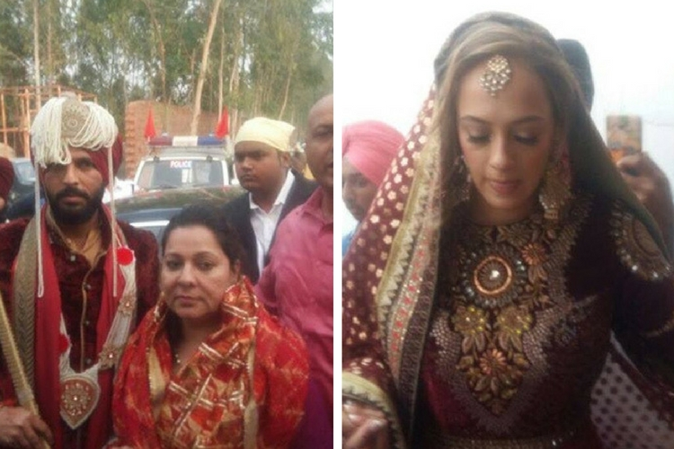 Photos: Yuvraj Singh-Hazel Keech are finally married in a gurudwara