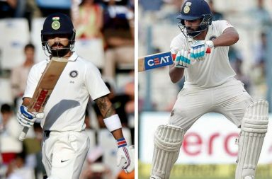 Virat Kohli was preferred over Rohit Sharma for the Perth Test in 2012. (Photo: PTI, Reuters)