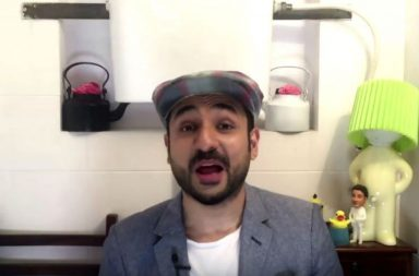 Vir Das PotCast Demonetisation | YouTube Image For InUth.com