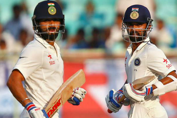 Over 300 runs in 4 innings, Virat Kohli is proving to be too good for England