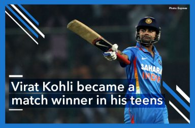 Virat Kohli, India cricket
