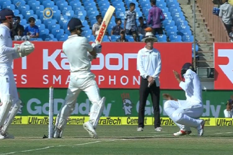 Watch Virat Kohli getting hit-wicket; 3 times Mohinder Amarnath got out this way