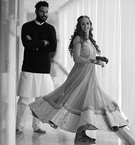 Yuvraj Singh, Hazel Keech marriage