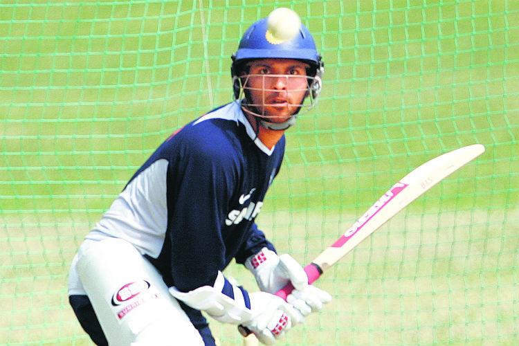Yuvraj Singh, Indian cricket team
