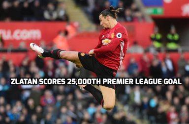 Zlatan Ibrahimovic, Premier League, football